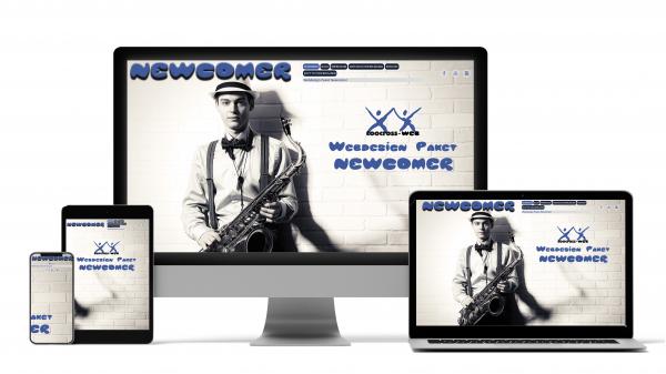 Medienwerkstatt Pauschalangebot Webdesign Newcomer