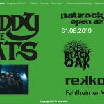 Relaunch der Internetseite fürs naurock open air 2019 abgeschlossen